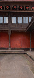 Red Courtyard (Crouching Tiger Monastery)