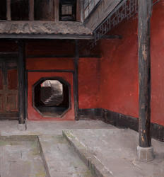 Crouching Tiger Monastery I